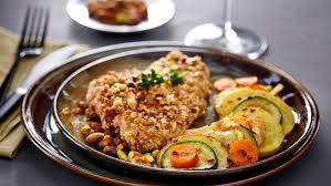 cuisiner escalope de veau recette de veau panée auchan et moi