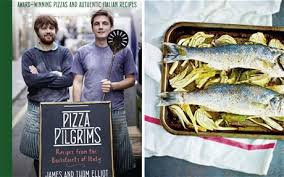 pilgrims book cookbook of the week pizza pilgrims by and thom elliot