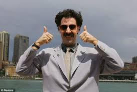 Borat Very Nice Meme - sacha baron cohen how borat became the highest paid brit in