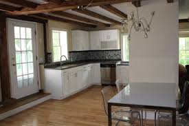 in law housing the 1300 sf open concept in law apartment has hardwood floors