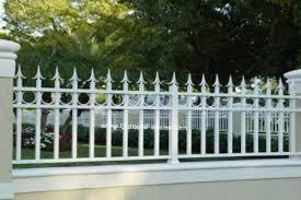 iron works fences cast iron fences ornamental iron works fences