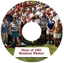 50th high school reunion souvenirs class reunion souvenirs class reunion gifts photo cd labels for