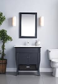 camino 24 inch bathroom vanity cherry veneer finish solid birch