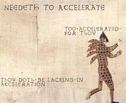 Bayeux Tapestry Meme - needeth to accelerate medieval macros bayeux tapestry parodies