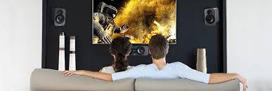 Best Media Room Speakers - q acoustics the best home cinema bookshelf speakers
