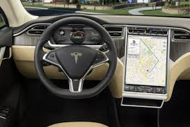 nissan clipper interior the tesla navigation system is a mixed bag cleantechnica
