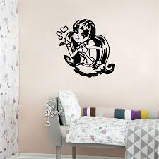 interior monster wall decals monster wallpaper