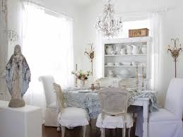 shabby chic dining rooms home design