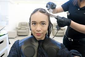 korean hair salons in manila hair makeover achieving the perfect ash brown at design studio