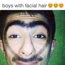 Facial Hair Meme - funny facial hair kappit