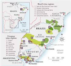 Italy Wine Regions Map by Wine Explorations In Brazil Decanter
