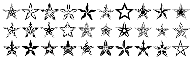 Nautical Star Tattoo Ideas Star Tattoos Meaning Top Designs And Common Placements