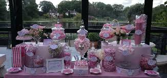 Pink And White Candy Buffet by Candy Buffet Gallery Candy Buffets L Sweetie Tables L Dessert