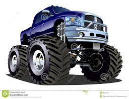 bigfoot monster truck t shirts cartoon monster truck royalty free stock photos image 38429138