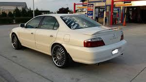 acura rl vip slammed 03 acura tl 3 2 lowered on 20s fender rolled my