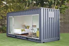 one man built a home out of shipping containers and its the 480