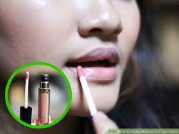 how to apply makeup for teen girls with pictures wikihow