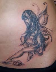 fairy tattoo designs for women-33