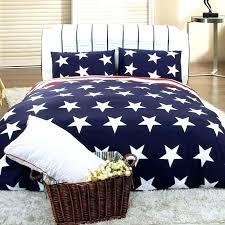 navy and white star duvet cover navy blue star duvet cover item