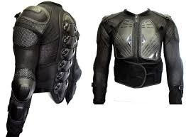 motocross leather jacket arrow body armour motorcycle motorbike motocross spine protector