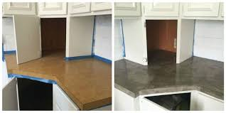 the problem with concrete countertops that no one talks about