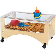 Toddler Water Table Cover For See Thru Sensory Table Fits 2871jc U0026 2872jc