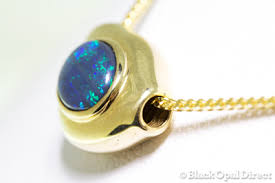 black opal necklace images Black opal jewelry from australia 39 s lighting ridge png
