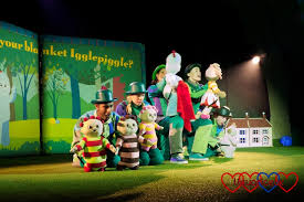 review night garden live hearts big love