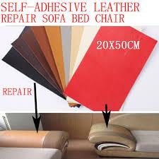 sofa repair leather self adhesive pu for car seat chair bed bag