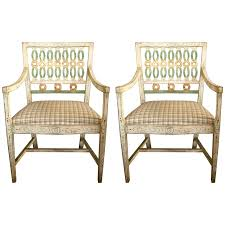 Wooden Carving Furniture Sofa Viyet Designer Furniture Seating J F Chen Gustavian Style