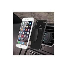 porta iphone auto soporte magnetico porta celular ventilacion auto landertech mx