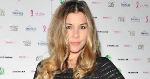 paddy mcguiness spray hair imogen thomas poses topless and blows a kiss for very steamy spray