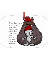 sale santa quote tm flat berlin shaped sided