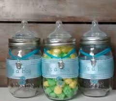 jar centerpieces for baby shower baby bottle decoration ideas 17 best ideas about baby shower