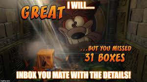 Crash Bandicoot Meme - crash bandicoot imgflip