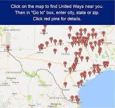 Las Cruces Zip Code Map by United Way Search United Ways Of Texas