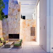 Home Stones Decoration Exterior Design Classic Exterior Home Design With Halquist Stone