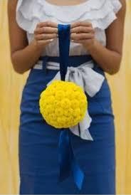 billy balls billy balls and bridesmaids bouquet wedding flower