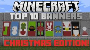 minecraft christmas banners u2013 halloween wizard