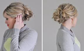 different hair buns 20 low buns to make you forget the topknot brit co