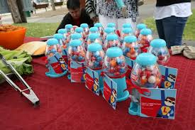gumball party favors mini classic gumball machines