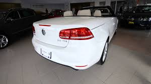 2012 volkswagen eos komfort value packed stk 3673sa for sale