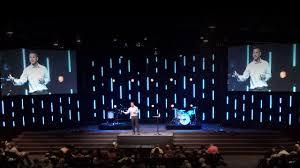 dmx led strip lights led strip stage design at opendoor church u2013 church motion graphics