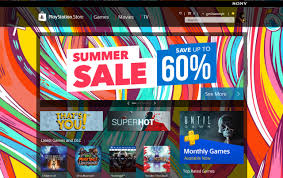 talking point has sony mastered the playstation store sale