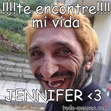 Jennifer Meme - arraymeme de te encontre mi vida jennifer 3
