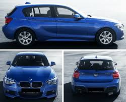 bmw 1 series x drive bmw 1 series 120d exterior side front rear design car addicts com