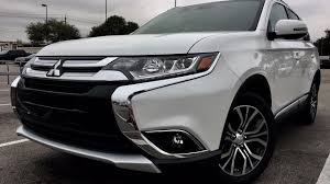 2017 mitsubishi outlander sport brown 2017 mitsubishi outlander sel review texas dad blog youtube