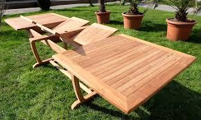 Wohnzimmer Tisch Xxl Teak Tisch Garten Ausziehbar Faszinierende Auf Ideen Oder
