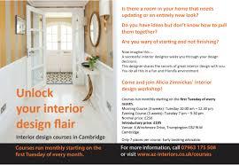 interior design courses in cambridge