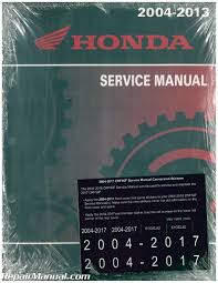 100 honda crf 100 service manual 07 motocross action